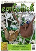 EMBELLISH - 1 year subscription - 4 issues