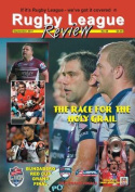 Rugby League Review - 1 year subscription - 9 issues