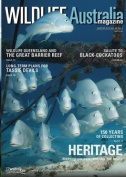 Wildlife Australia - 1 year subscription - 4 issues