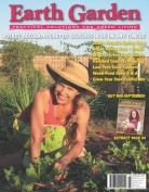 Earth Garden - 1 year subscription - 4 issues