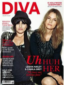 DIVA (UK) - 1 year subscription - 12 issues