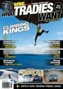 What Tradies Want - 1 year subscription - 6 issues