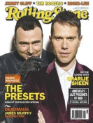 Rolling Stone - 1 year subscription - 12 issues