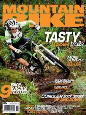 Australian Mountain Bike - 1 year subscription - 7 issues