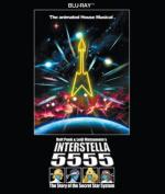 Daft Punk - Interstella 5555 [Region A] [Blu-ray]