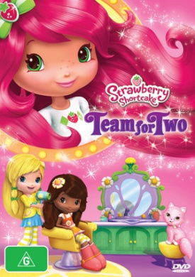 Strawberry Shortcake Team for Two