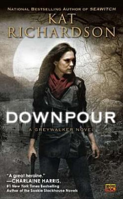 Downpour (Greywalker Novels (Paperback))