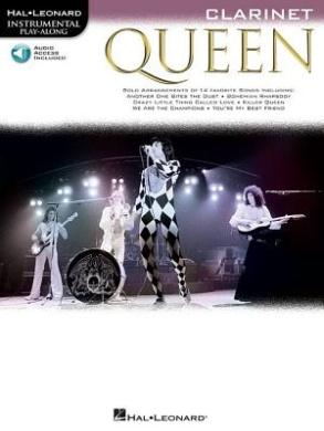 Clarinet Play-Along: Queen