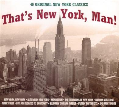 That's New York, Man! [Slipcase]