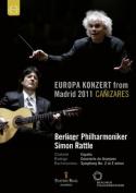 Europa Konzert from Madrid 2011 [Region 1]