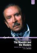 Claudio Arrau - The Maestro and the Masters [Region 1]