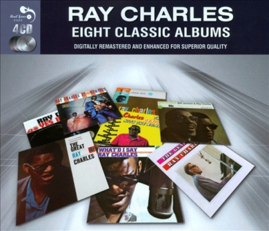 Eight Classic Albums [Box]