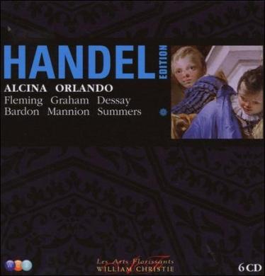 Handel: Alcina; Orlando