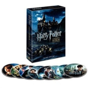 Harry Potter The Complete Collection Box Set [Region 4]