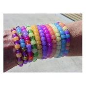 Original Solaractive UV Colour Changing Beads - 7 Colours, 250 Beads MOST POPULAR PONY BEADS!