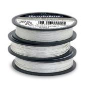 Beadalon Stringing Wire 49-Strand .60cm Diameter 3m Spool, Silver Plated