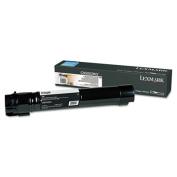 Lexmark C950X2KG High-Yield Toner Black