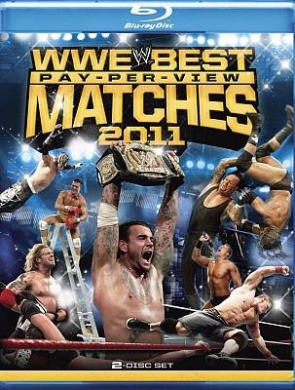 WWE [Region 1]: The Best Pay-Per-View Matches of 2011