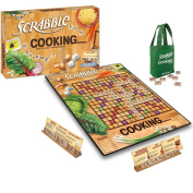 Scrabble Cooking Board Game