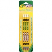 . 3 Twistable Graphite Pencils