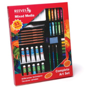 Reeves - Mixed Media Complete Art Set