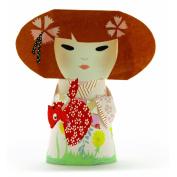 Djeco Paper Toys Kokeshi