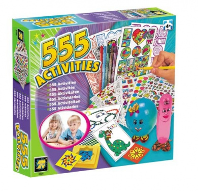 Diamant Gold Boxes 555 Activities