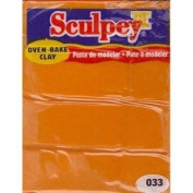 Sculpey III Polymer Clay 60ml-Sweet Potato
