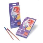 Reeves Premium 24 Colouring Pencils