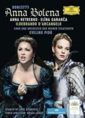 Anna Bolena: Wiener Staatsoper (Pidò)