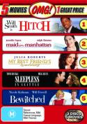 Bewitched (2005) / Hitch / Maid in Manhattan / My Best Friend's Wedding / Sleepless in Seattle [Region 4]