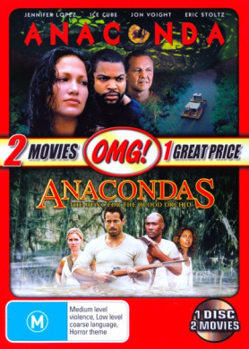 Anaconda / Anacondas: The Hunt for the Blood Orchid