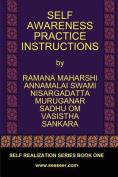 Self Awareness Practice Instructions