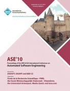 ASE 10 Proceedings of the IEEE/ACM International Conference on Automated Software Engineering