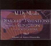 Diabolic Inventions and Seduction for Solo Guitar, Vol. 1