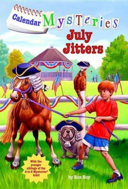 July Jitters (Calendar Mysteries (Quality))