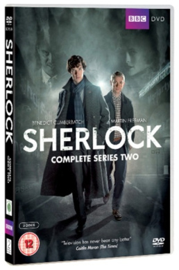 Sherlock: Complete Series Two