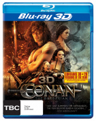 Conan the Barbarian  [Region B] [Blu-ray]