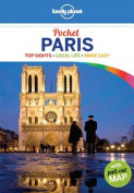 Lonely Planet Pocket Paris [With Pull-Out Map]