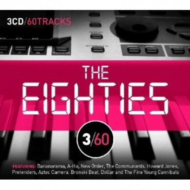 3/60: The Eighties [Digipak]