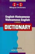 English-Vietnamese & Vietnamese-English One-to-One Dictionary