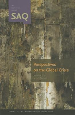 Perspectives on the Global Crisis: A Special Issue of SAQ