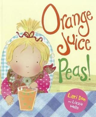 Orange Juice Peas (Picture Kelpies)