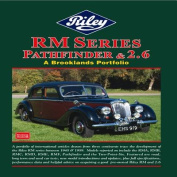 Riley RM Series Pathfinder & 2.6 a Brooklands Portfolio