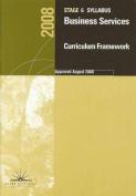 Business Services Curriculum Framework
