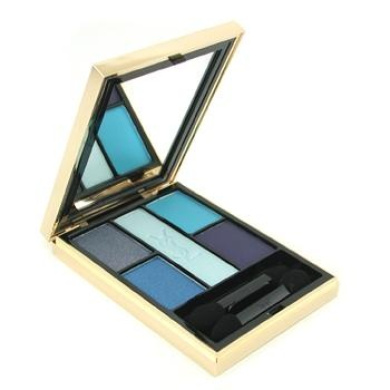 Ombres 5 Lumieres ( 5 Colour Harmony for Eyes ) - No. 05 Riviera, 8.5g/0.29oz
