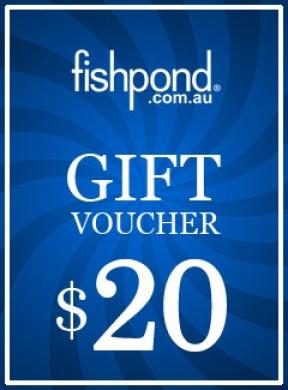 Fishpond Gift Voucher - $20