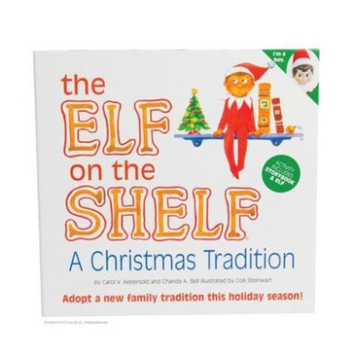 The Elf on the Shelf: A Christmas Tradition [With Book]