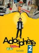 Adosphere 2 - Livre de L'Eleve + CD Audio [FRE]