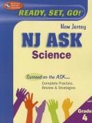 NJ Ask: Science, Grade 4